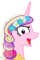Evil Cadence - ALL MINE by The-Smiling-Pony