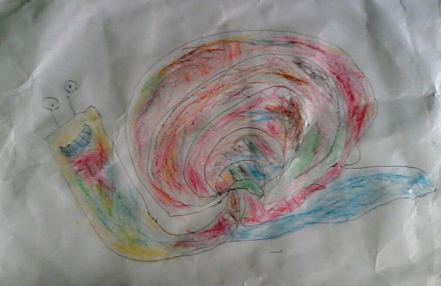 snail by guinz