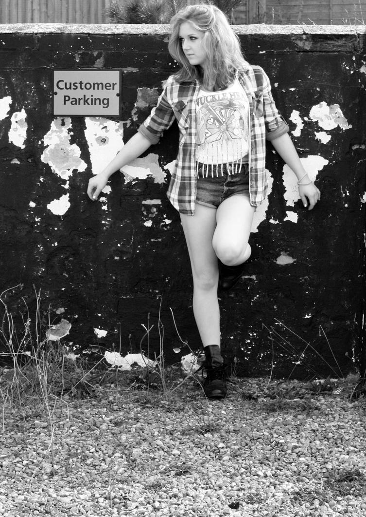 Black and White Urban Fashion Photography by IlovepantsUrban Fashion Photography Tumblr