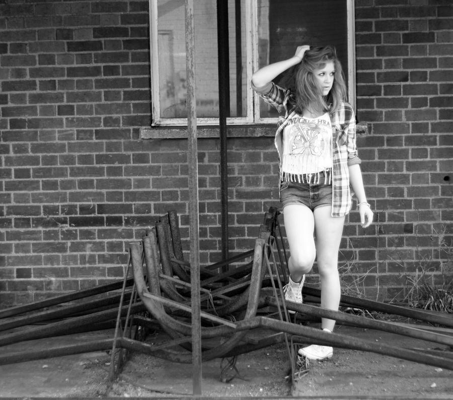 Black and White Urban Fashion Photography by Ilovepants on ...