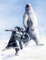 The Frost Giant by Scott-Edward