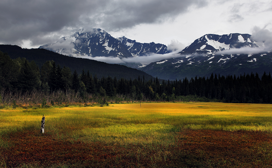 Untitled Alaska I by CapturingNature