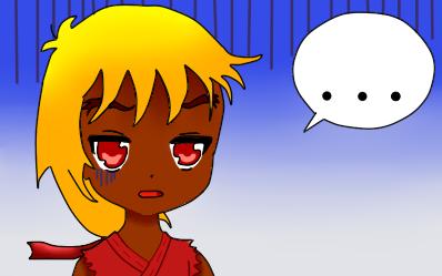 Evil Ken In Lucky Star? by Prussia4