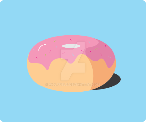Do the donut by Wolffield
