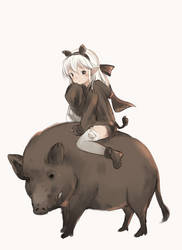 oink by susubun