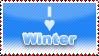 Winter Stamp