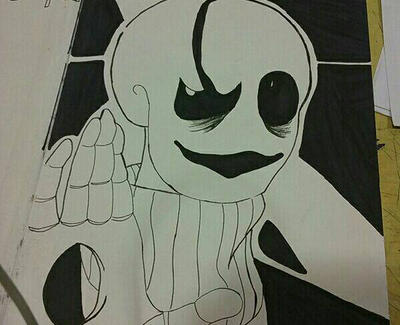 W.D. Gaster by kittcry99