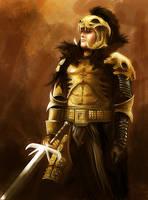 Golden Warrior by epson361