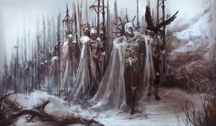 Imperials Marching by epson361