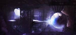 ' Anti-matter Power Reactor'