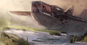 Transport Ships FF1