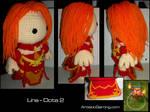 DotA 2 - Lina Sackdoll
