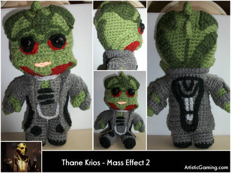 Thane Krios - Mass Effect 2