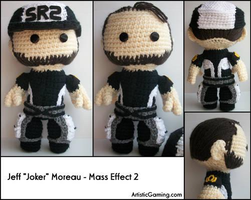 Jeff 'Joker' Moreau - ME 2