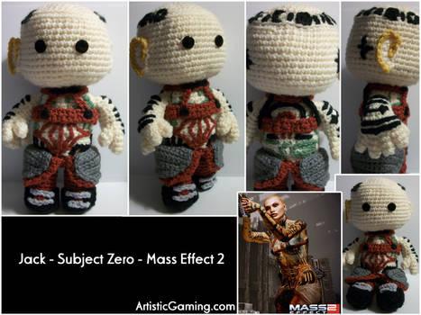 Jack - Subject Zero - ME2