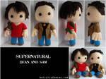 Dean and Sam - Supernatural