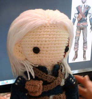Geralt The Witcher - Making of Video~