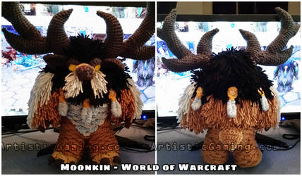 Moonkin - World of Warcraft by GamerKirei