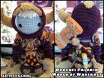 Draenei Paladin - World of Warcraft by GamerKirei