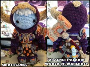 Draenei Paladin - World of Warcraft