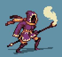 The Purple Mage