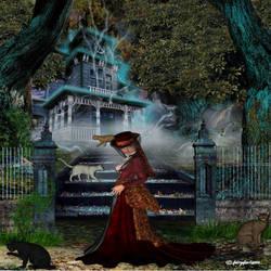 House of Magic by fairyfantastic-paula