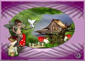 SpringAngel wettbewerb2014 fairyfantastic by fairyfantastic-paula