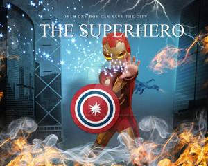 SuperheroDigitalBackdrop