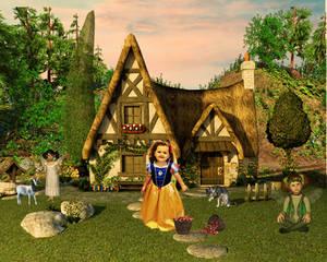 Whimsical House B