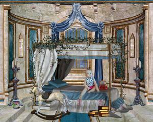 Fairy-talebedroom
