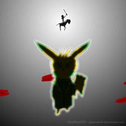 Horseman of the Apocalypse - War by PikaMewFR