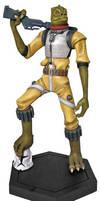Bossk  -the Clone Wars maquette