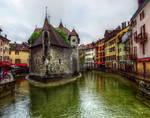 Annecy 2 - Le Palais de l'Isle