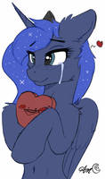 Princess Luna's Gift
