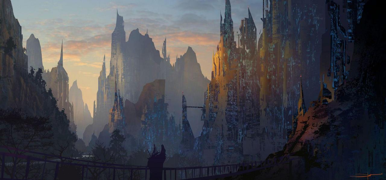 Heavy Metal Hills by neupanedaulat
