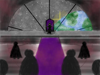 Award Ceremony in the Throne Room-Comp Entry