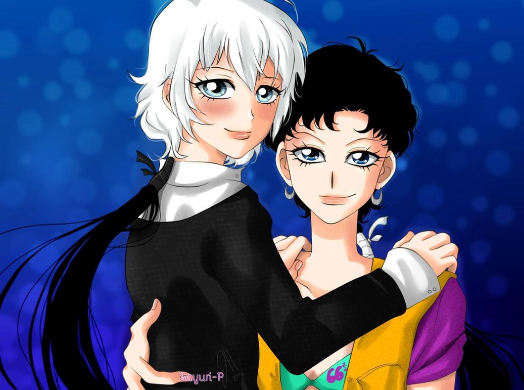 Sayuri and Seiya by Sayuri-P