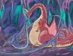 Dragoness and Wyrm