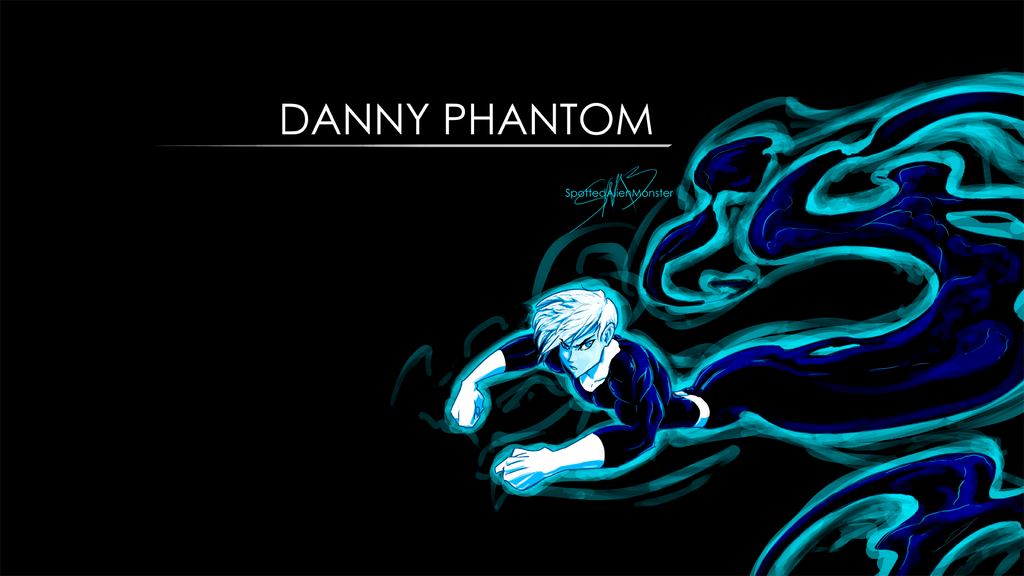 Images Of Cool Danny Phantom Wallpaper