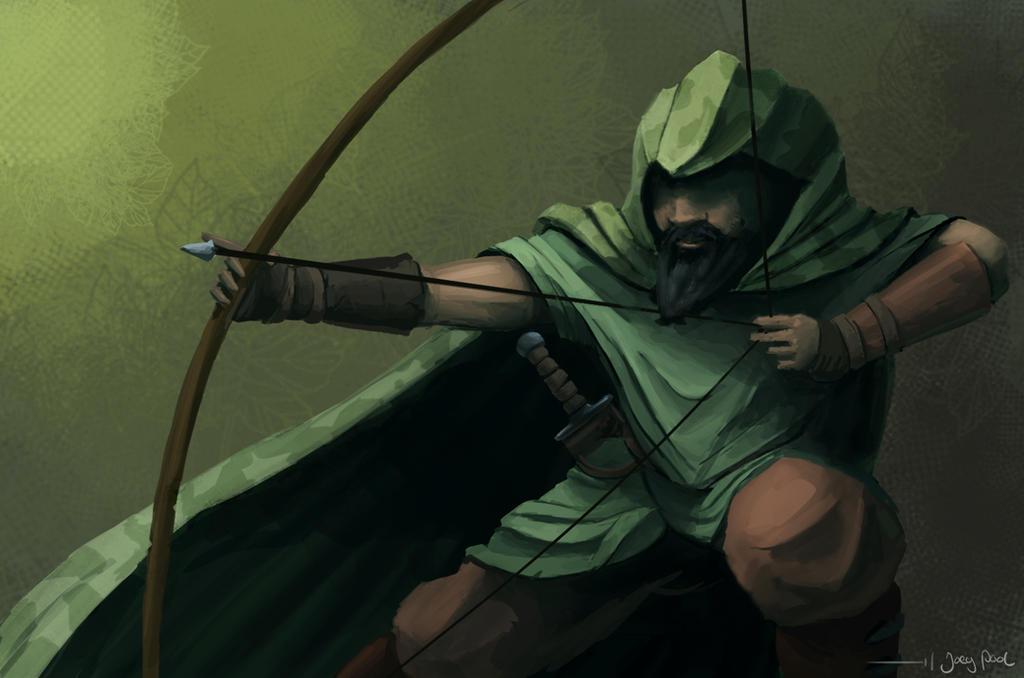 Halt - Ranger's Apprentice by joeypoolart on DeviantArt