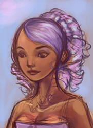 Steampunk project: Hannah by ArcadiaRonin