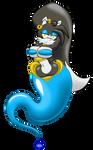 Zero Genie (Commission)