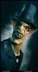 Mr. Rottle Knats by guilemo
