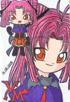Vampire Master-Chibi :Colored: by pokediged