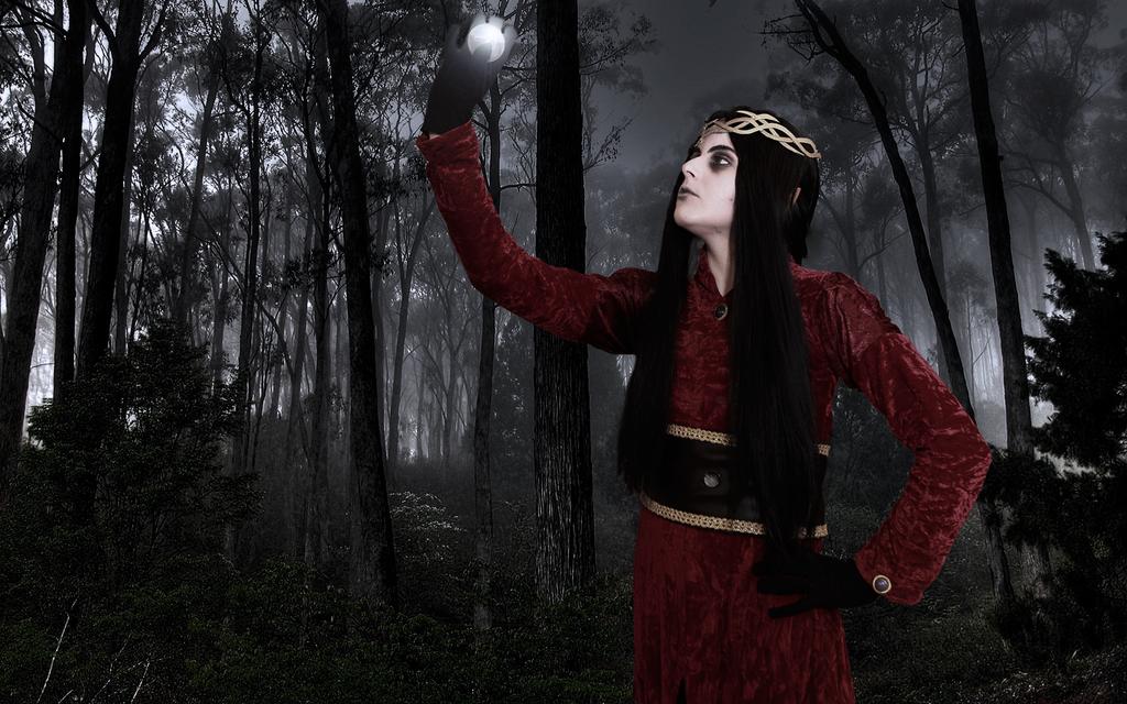 The Silmarillion - Feanor by umi-ascoeur