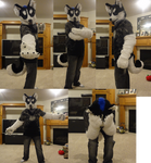 Ajax Partial, Now With Arm Sleeves!