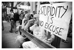 stupidity is no excuse