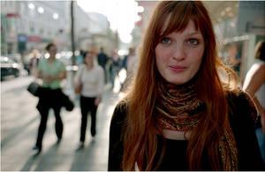 a rumanian girl