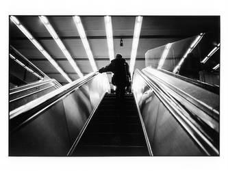 hello escalator by zort