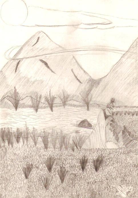 Mountains by JazzyJezzi